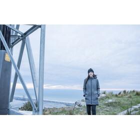 Alchemy Equipment Laminated Wool Insulated Jacket Women grey